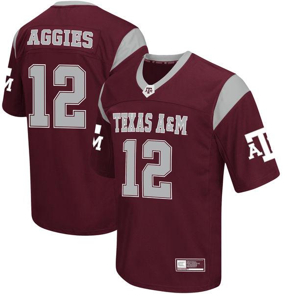 Texas A M Aggie Jerseys  c83e061f6